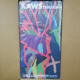 MEDICOM TOY - オマケ付き BE@RBRICK KAWS TENSION 1000%