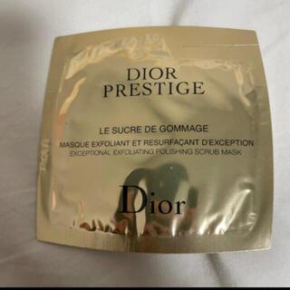 ディオール(Dior)のプレステージ ル ゴマージュ  dior 洗顔(洗顔料)