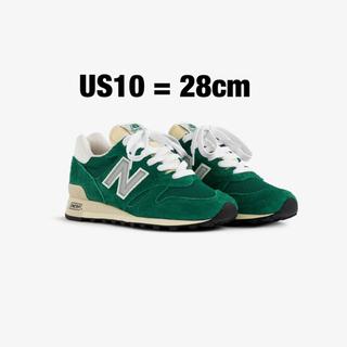 New Balance - 【新品未使用】US10 Aime Leon Dore x NB 1300