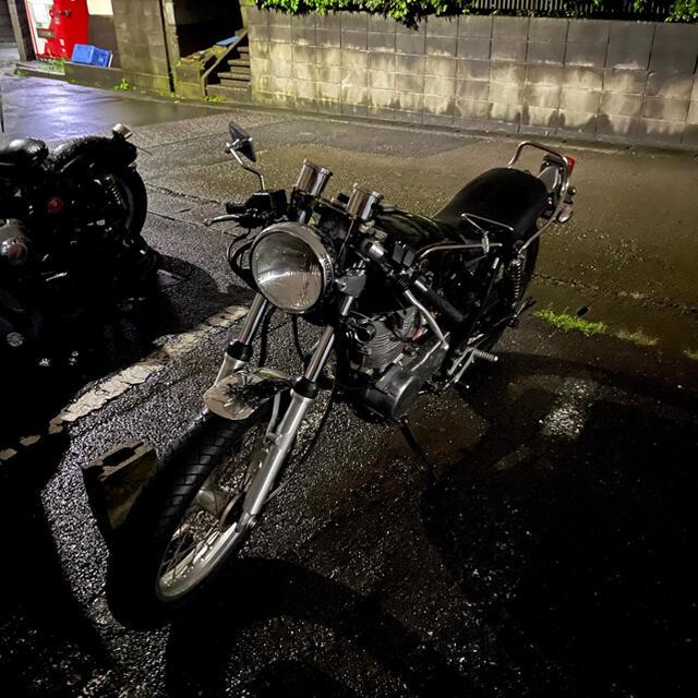 ヤマハ(ヤマハ)のYAMAHA SR400 西宮市 自動車/バイクのバイク(車体)の商品写真