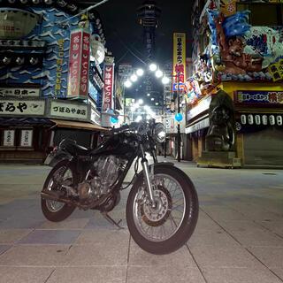 ヤマハ - YAMAHA SR400 西宮市