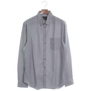 エンポリオアルマーニ(Emporio Armani)のEMPORIO ARMANI カジュアルシャツ メンズ(シャツ)