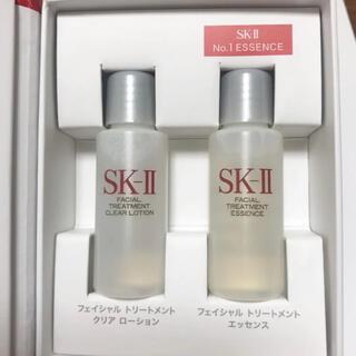 SK-II - SK-II フェイシャル トリートメント エッセンス &クリアローション