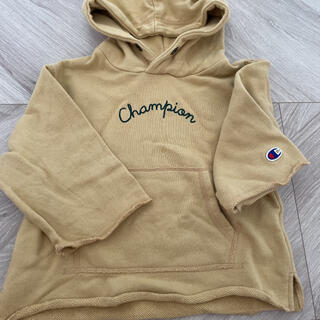 チャンピオン(Champion)のチャンピオン/秋冬/キッズパーカー/トレーナー 110cm(Tシャツ/カットソー)