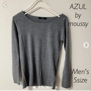 AZUL by moussy - AZUL by moussy メンズ ニット トップス Sサイズ