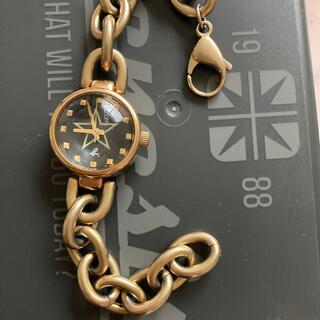 アニエスベー(agnes b.)のアニエスベー agnes b  腕時計 ブレスタイプ(腕時計)