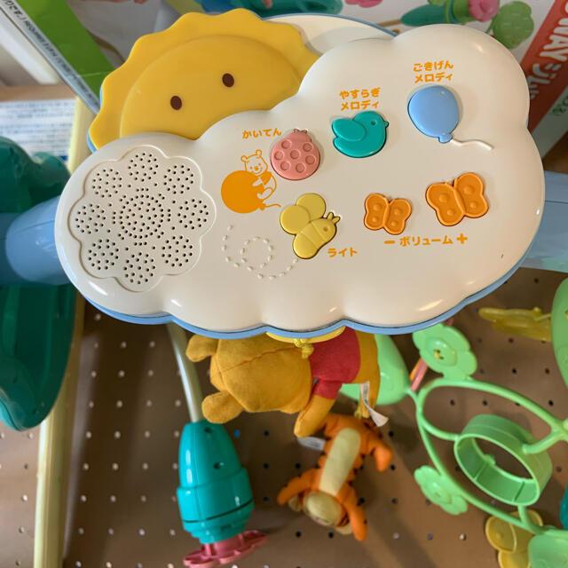 KATOJI(カトージ)のミニベビーベッド メリー キッズ/ベビー/マタニティの寝具/家具(ベビーベッド)の商品写真