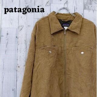 パタゴニア(patagonia)の90s patagonia パタゴニア ブルゾン 高橋一生 ブラウン(茶) M(ブルゾン)