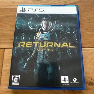 SONY - Returnal(リターナル) PS5