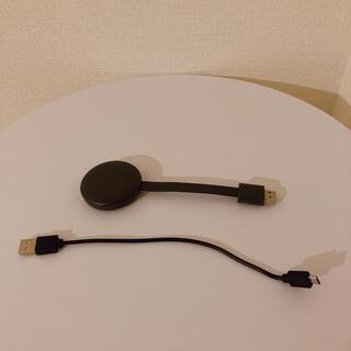 グーグル(Google)のGoogle Chromecast 正規品 第三世代 GA00439-JP(その他)