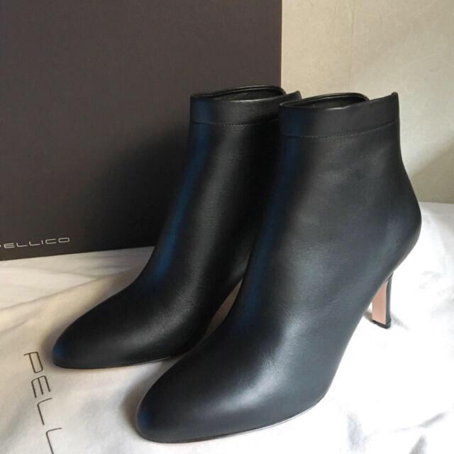 PELLICO(ペリーコ)のPELLICO バックジップショートブーツ TAXI レディースの靴/シューズ(ブーツ)の商品写真