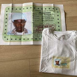 STUSSY - GOLF WANG  License TEE ポスター付き