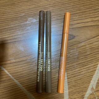 ケーパレット(K-Palette)のKパレット ラスティングアイブロー ブラウン (アイブロウペンシル)