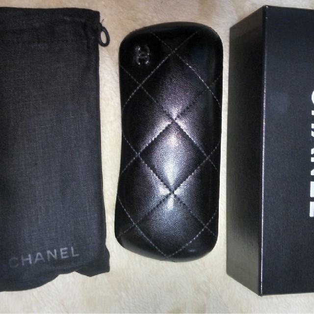CHANEL(シャネル)のシャネル メガネケース レディースのファッション小物(サングラス/メガネ)の商品写真