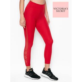 ヴィクトリアズシークレット(Victoria's Secret)のヴィクトリアシークレット レースアップレギンス(レギンス/スパッツ)
