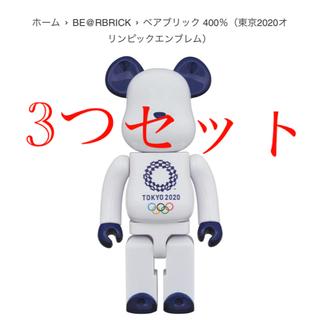 メディコムトイ(MEDICOM TOY)のBE@RBRICK ベアブリック 東京2020 オリンピックエンブレム(その他)