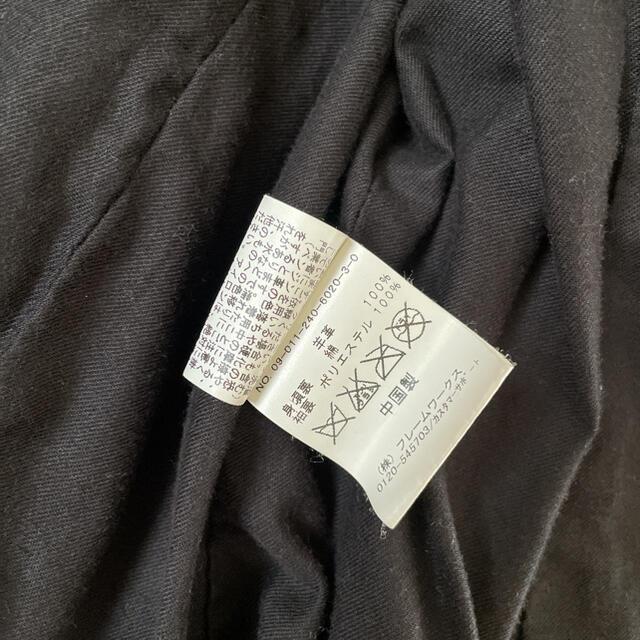 Spick and Span Noble(スピックアンドスパンノーブル)のNoble レザージャケット ライダースジャケット レディースのジャケット/アウター(ライダースジャケット)の商品写真