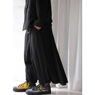 Yohji Yamamoto - yohji yamamoto pour homme 19ss カラスパンツ