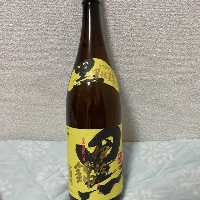 本格焼酎 黒伊佐錦 食品/飲料/酒の酒(焼酎)の商品写真