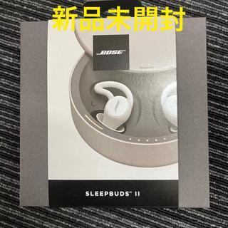 BOSE - 【新品未開封】Bose Sleepbuds II 睡眠用イヤープラグ