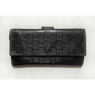 Gucci - GUCCI インペリメ長財布