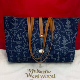 ヴィヴィアンウエストウッド(Vivienne Westwood)のVivienne Westwood☆デニムトートバッグ(トートバッグ)