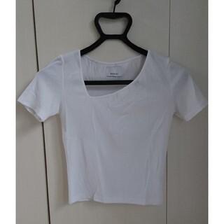 エゴイスト(EGOIST)の美品【EGOIST】半袖トップス(Tシャツ(半袖/袖なし))