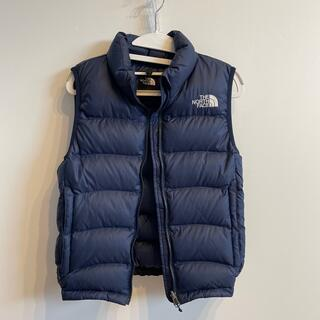 THE NORTH FACE - THE NORTH FACEノースフェイス ダウンベスト 140