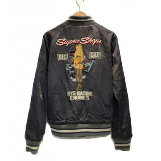 HYSTERIC GLAMOUR - 90s Hysteric Glamour  スカジャン リバーシブル スタジャン