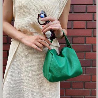 リリーブラウン(Lily Brown)の新品 ピンク 2way スクエア ボックス バッグ(ハンドバッグ)