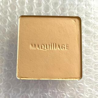 マキアージュ(MAQuillAGE)の資生堂 マキアージュ ドラマティック フェイスパウダー 30 スキニーベージュ(フェイスパウダー)