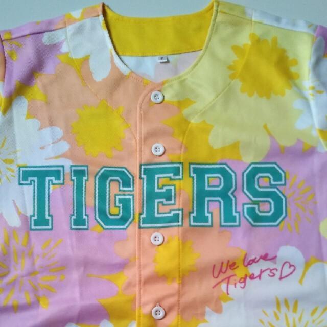 阪神タイガース(ハンシンタイガース)の阪神タイガースTORACODAYユニフォーム スポーツ/アウトドアの野球(ウェア)の商品写真