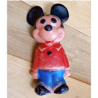 オールドミッキーアメリカvintageマスコット人形 Mickey Mouse