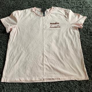 エイチアンドエム(H&M)のH&M メンズTシャツ Mサイズ(Tシャツ/カットソー(半袖/袖なし))