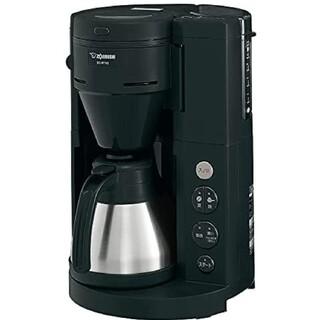 ゾウジルシ(象印)の象印 コーヒーメーカー  ブラック EC-RT40-BA(コーヒーメーカー)