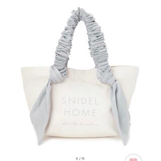 snidel - SNIDEL HOME オーガニックキャンバスバッグ SMALL