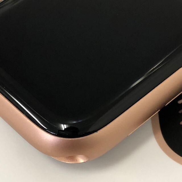 Apple Watch(アップルウォッチ)のApple Watch SE GPSモデル Alum 40mm スマホ/家電/カメラのスマホアクセサリー(その他)の商品写真