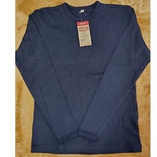 ムジルシリョウヒン(MUJI (無印良品))のシャツ・クルーネック(Tシャツ/カットソー(七分/長袖))