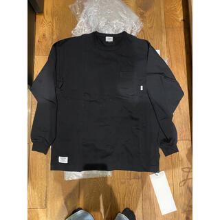 ダブルタップス(W)taps)のwtaps 202ATDT-CSMO8 BLANK  small ロンT(Tシャツ/カットソー(七分/長袖))