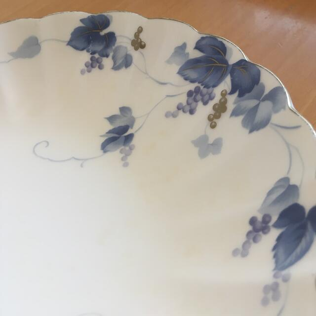 NIKKO(ニッコー)の【NIKKO】フルーツ皿 インテリア/住まい/日用品のキッチン/食器(食器)の商品写真