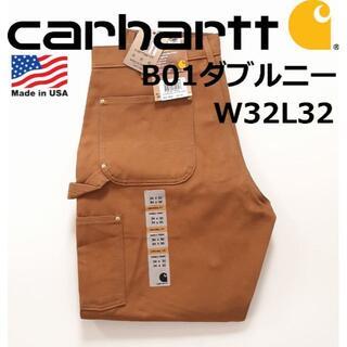 カーハート(carhartt)のUSA製 カーハート Carhartt B01 W32L32 ダブルニー(ペインターパンツ)