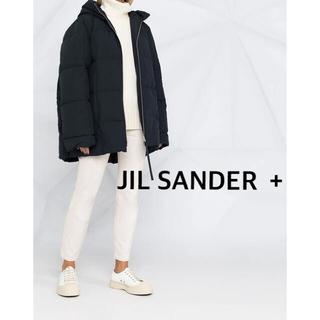 Jil Sander - Jil sander + ロングライン ダウンパデッドコート