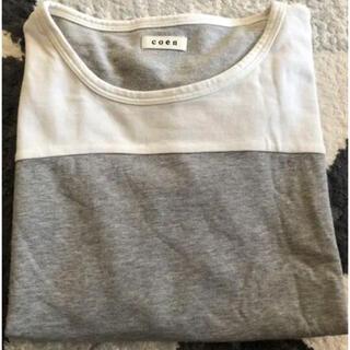 コーエン(coen)のcoen Tシャツ(Tシャツ(半袖/袖なし))