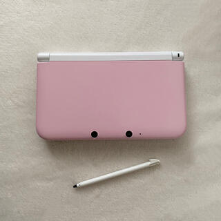 ニンテンドー3DS - Nintendo 3DS LL☆ピンク×ホワイト