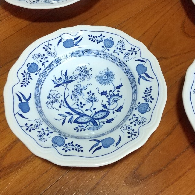 NIKKO(ニッコー)のカレー皿5枚 インテリア/住まい/日用品のキッチン/食器(食器)の商品写真