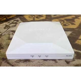 ヤマハ(ヤマハ)のYAMAHA WLX202 無線LANアクセスポイント(PC周辺機器)