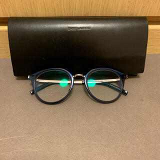 サンローラン(Saint Laurent)の正規 Saint Laurent Paris サンローランパリ 眼鏡 メガネ(サングラス/メガネ)