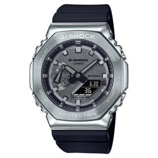 G-SHOCK - 新品未使用 海外正規品 GM-2100-1AJF カシオ Gショック メタル