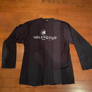 バレンシアガ(Balenciaga)のバレンシアガ ロンt(Tシャツ/カットソー(七分/長袖))