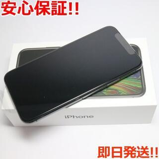 アイフォーン(iPhone)の新品 SIMフリー iPhoneXS 64GB スペースグレイ 本体 (スマートフォン本体)